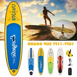 10' /11' Inflatable SUP Stand up Paddle Board Surfboard Adju