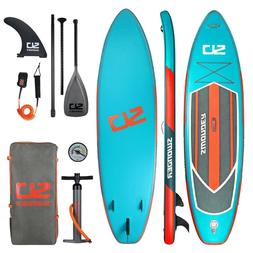 SWONDER 10'6 / 11'6 Inflatable Stand Up Paddle Board Surfing
