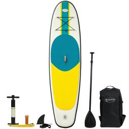 10' Inflatable Stand Up Paddle Board | SUP Set w/ Accessorie