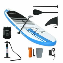 10' Stand-Up Paddleboards Board Inflatable Non-Slip Deck R