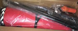 SUP USA 106 Trestles Stand Up Paddle Board Bundle - Red  Blu