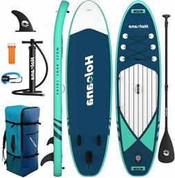 10FT Inflatable SUP Stand Up Paddle Surfboard Board & Kayak