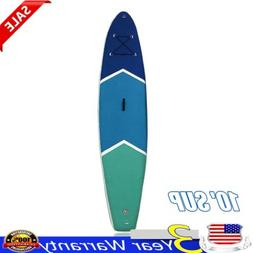 10ft Surf Board Inflatable SUP Stand Up Paddle Board  w/Acce