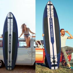 11 ft 6 in Inflatable Stand Up Paddle Board SUP Non-slip ISU