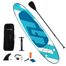 11ft inflatable stand up paddle board 6