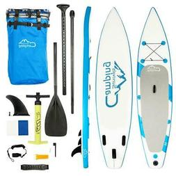 """11' x 32"""" Inflatable SUP Stand up Paddle Board Surfboard Adj"""