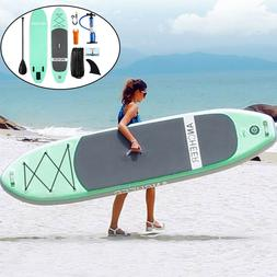 Ancheer 11FT/10FT SUP Inflatable Stand Up Surfing Board Soft