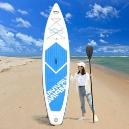 12ft Surf Board Inflatable Stand Up With Paddle Board SUP Fu