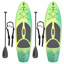 2 Paddle Boards Included! 10' Hardshell Horizon Stand Up Pad