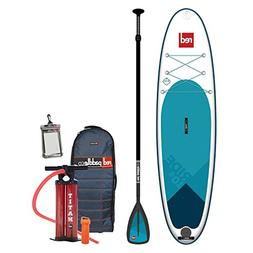 RED Paddle 2018 Co. 10'6 Ride Inflatable SUP with Alloy Nylo