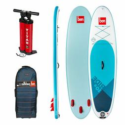 2018 Ride 10'6 Red Paddle Co MSL Inflatable SUP Paddle Board