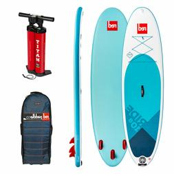 2018 Ride 10'8 Red Paddle CO MSL Inflatable SUP Paddle Board