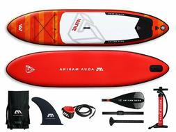2019 Aqua Marina Atlas 12' Stand Up Paddle Board Inflatable