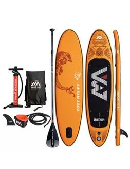 2019 Aqua Marina Fusion Inflatable Stand Up Paddle Board w/