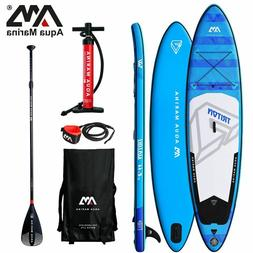 2019 Aqua Marina Triton 11'2'' Stand Up Paddle Board Inflata