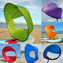 42 portable pvc downwind wind paddle popup