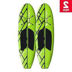 Wavestorm 9'6 Expedition Stand Up Paddle Board SUP Bundle 2-