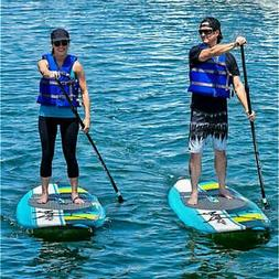 Wavestorm 9ft 6in SUP Expedition 2-pack, Stand Up Paddle Boa