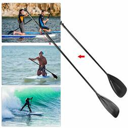 Adjustable 2 Section Paddle Aluminum Alloy Surfing Stand Up