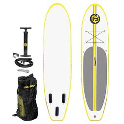 AIRHEAD Stand Up Paddleboard w Seat, Pump, Backpack