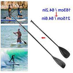 Aluminum Alloy Adjustable 2 Section Paddle Surfing Stand Up