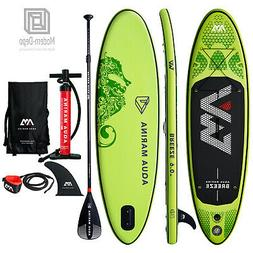 Aqua Marina Breeze 9' Stand Up Paddle Board Inflatable SUP w