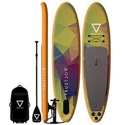 VOLTSURF - 11' All-Around - iSUP Inflatable Paddle Board Kit