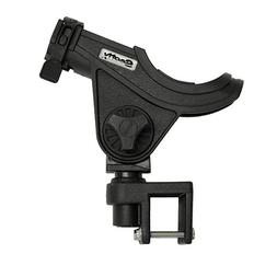 Scotty #284-BK Baitcaster/Spinning Rod Holder w/ #243 Square