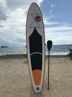 Beach Bum SPK2 - 10' 10'' Inflatable Stand Up Paddle Board w