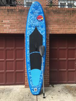beach bum spk3 inflatable stand up paddle