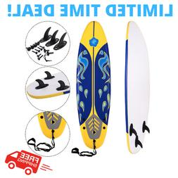 Beach Surf Board Paddle Stand Ocean Adult Freshman Thick Wat