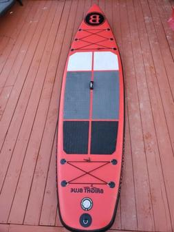 Big Blue Inflatable Paddle Board 11'6""