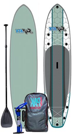 SUP ATX Board iSUP + Paddle Deal! SUP ATX Inflatable iSUP PA