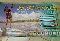 """Body Glove Alena Inflatable Paddle board  10.6"""" * 34"""" * 5.4"""""""