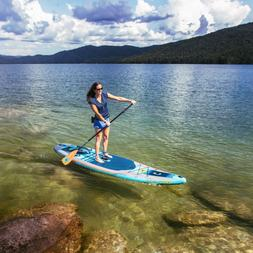 Body Glove Performer 11' Inflatable Stand Up Paddleboard Pac