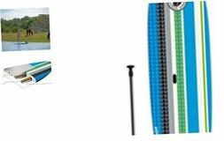 Body Glove Soft Sup Paddleboard Package with Paddle & Leash