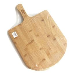 Tasty Brand Natural Bamboo Pizza Peel Wooden Spatula Paddle