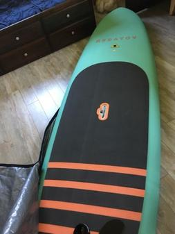 BRAND NEW 10.5' Voyager Stand Up Paddle Board  with Cover