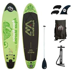 Aqua Marina Breeze Inflatable Stand-up Paddle Board by Aqua