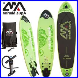 Aqua Marina Breeze Inflatable Stand Up Paddle Board