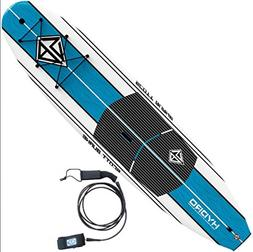 """Scott Burke 10'6"""" Hydro Stand-Up Paddleboard Package, White/"""