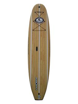 "CBC 10'6"" Classic Foam Paddle Board SUP Package: Adjusta"