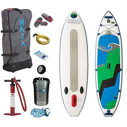 HALA CARBON HOSS Inflatable SUP 2017  Incl. Pumped Up SUP ER
