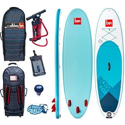 RED Paddle Co Ride MSL 10'8 x 34  Includes Bundle. Titan Pum