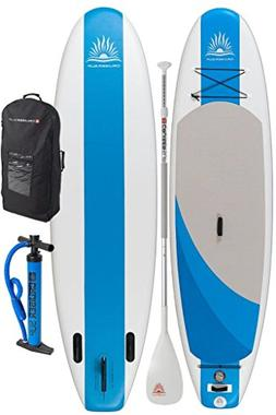 "Cruiser SUP Crossover Air SL 10'8"" Inflatable Stand Up Paddl"