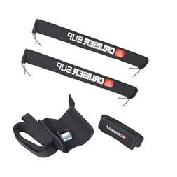 Cruiser SUP Deluxe Roof Rack Strap and Pad Combination | Inc