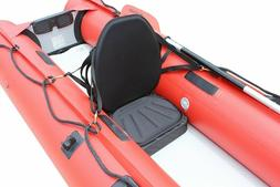 DELUXE HIGH BACK KAYAK SEAT FOR PADDLEBOARD W/ FREE EXTRA TH