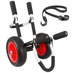 Paddle Board Dolly Stand Up Carrier Rack Cart Durable Alumin
