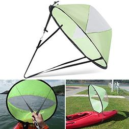 Wingbind Downwind Wind Sail Paddle Board for Kayak Boat Sail