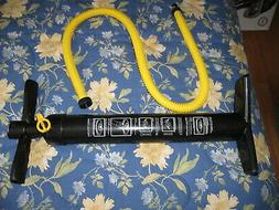 BODY GLOVE Dual Action Hand Pump For Inflatable Stand Up Pad